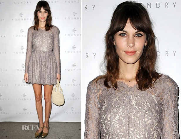 Alexa-Chung-In-Lover-Foundry-Launch-Party