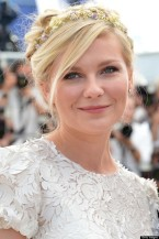 US actress Kirsten Dunst poses during th