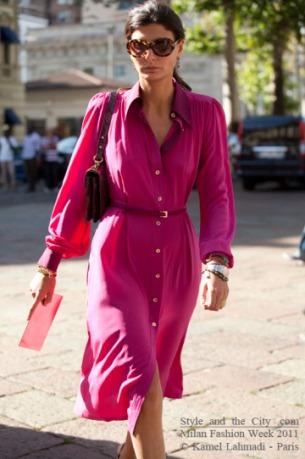 6_Giovanna_Battaglia_Closet_Gucci_Dress_Fall_Winter_2012