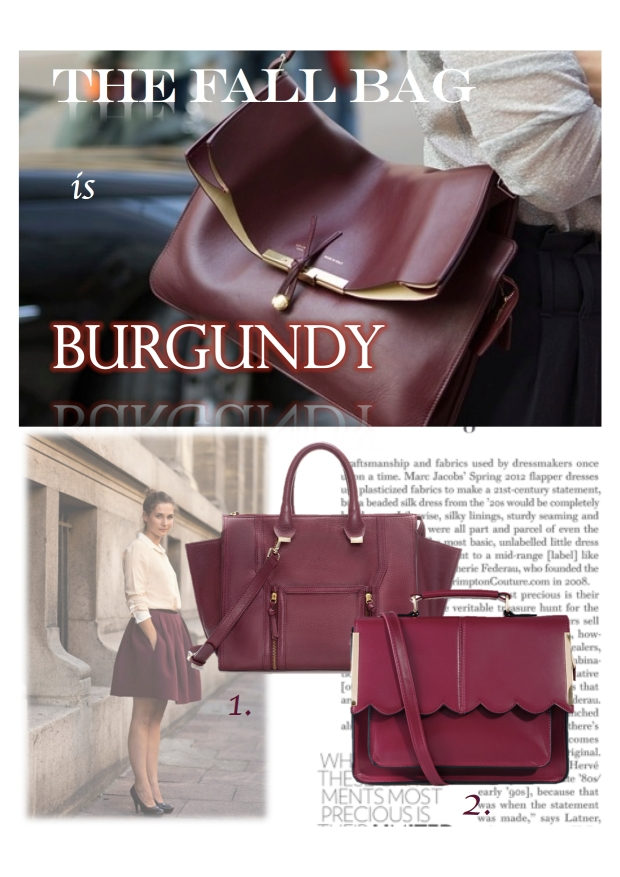 burgundy bag heelsandpeplum1