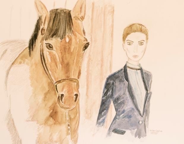 equestrian collection massimo dutti heelsandpeplum