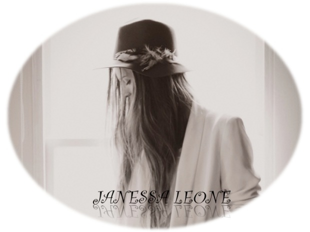 Janessa Leone hats