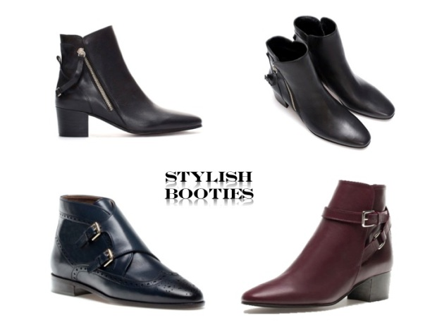 booties fall winter 2013