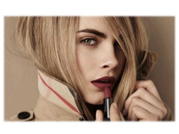 burgundy lips 6