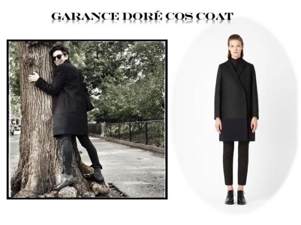 garance doré coat