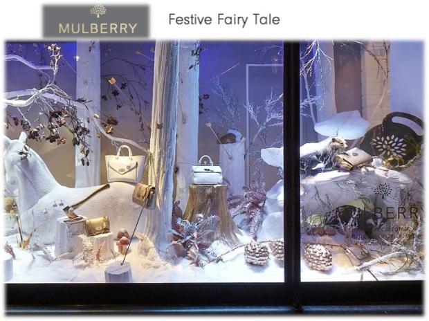 Mulberry Fairy Tale Harrods 1