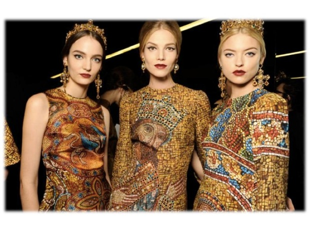 Dolce & Gabanna, The Three Kings