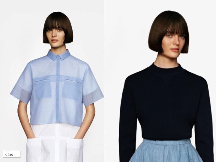 COS campaign SS14 Sam Rollinson fashion