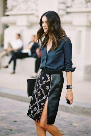 spring street style fashion moda style heelsandpeplum