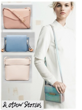 & other stories mini pastel bag ss14 fashion accessories heelsandpeplum