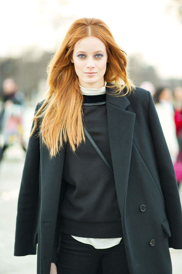 Published 09 03 2014 At 736 1104 In Street Style Paris Fashion Week Ii