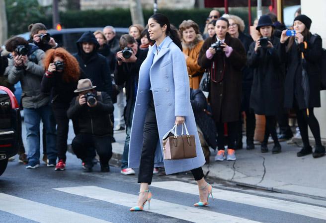 tommy ton caroline issa paris fashion week