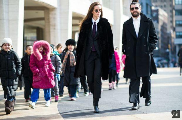 Ashley Owens street-style masculine style tomboy  trend fashion