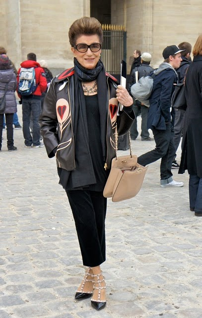 Costanza Pascolato fashion style blog