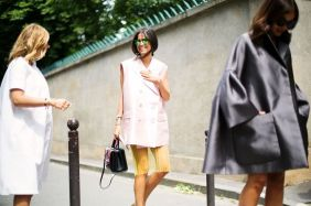 Man Repeller Paris Fashion Week Street-Style Haute Couture 2014