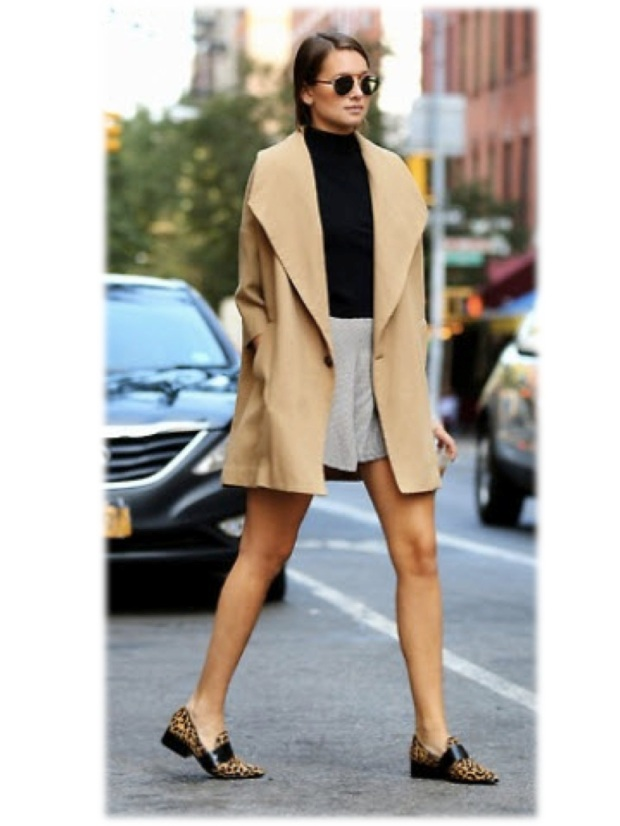 Pointy Loafers Street Style