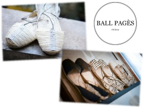 ball pagès espardeñas ibicencas shoes hand made spain ibiza
