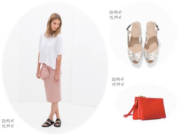 sara rebajas sales ss14 bargain style fashion heelsandpeplum