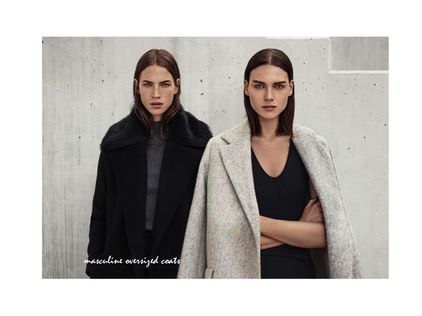 Uterqüe FW14 campaign moda fashion style trend