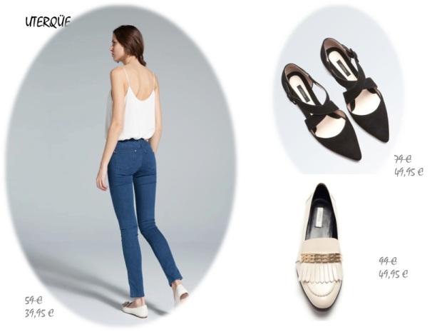 uterqüe bimba & lola rebajas sales ss14 bargain style fashion heelsandpeplum