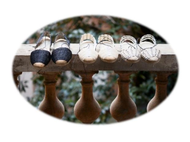 ball pagès espardeñas ibicencas shoes hand made spain ibiza