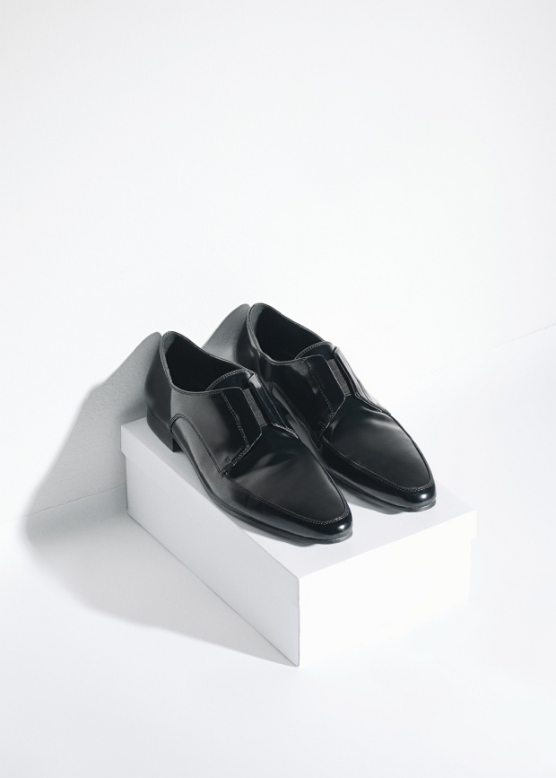 Mango masculine shoes