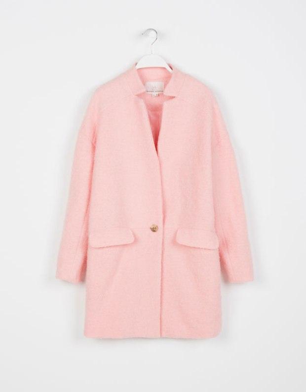 pink coat lefties