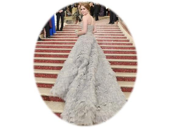 Oscar de la Renta tribute heelsandpeplum Amy Adams