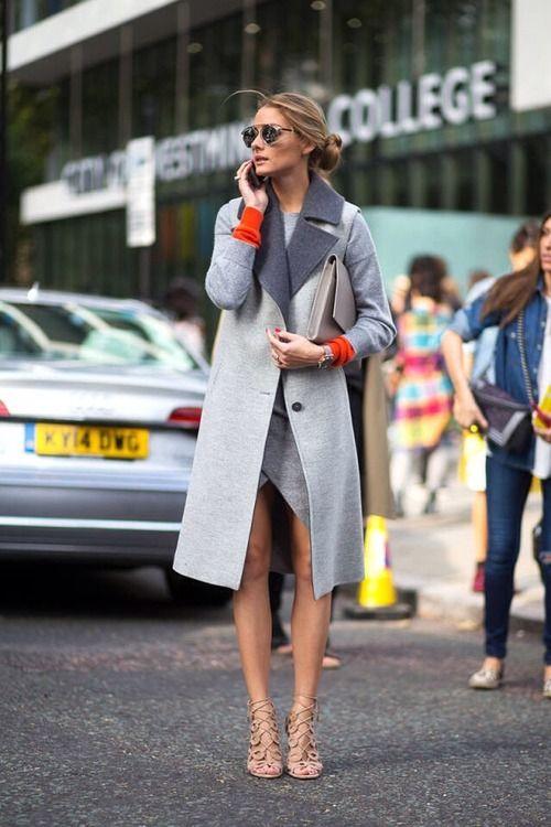 olivia palermo sleeveless coat street-style trend