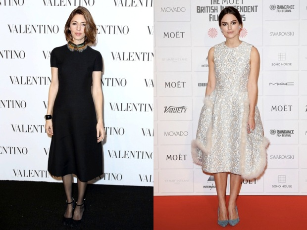 KEIRA KNIGHTLEY THE IMITATION GAME SOFIA COPPOLA VALENTINO