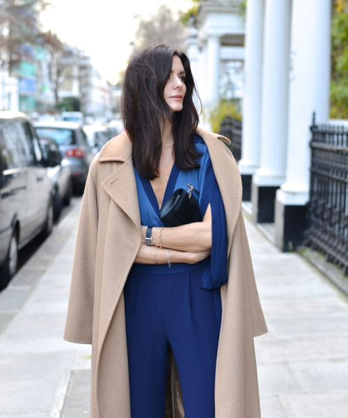 Hedvig-Opshaug max mara coat streetstyle http://the-northernlight.com