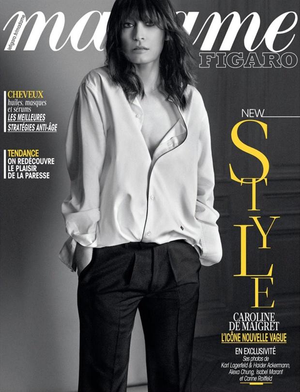 CAROLINE_DE_MAIGRET_MADAME_FIGARO_23_JANUARY_2015_NICO_BUSTOS-COVER