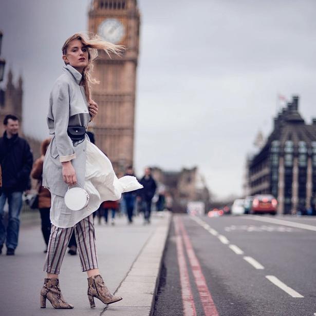 london fashion week fall 2015  raspberry and rouge