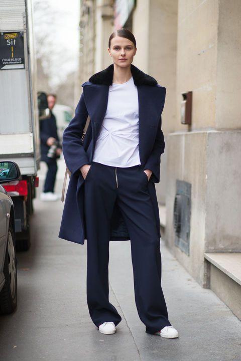 Paris Fashion Week street style PFW Spring 2015 Couture