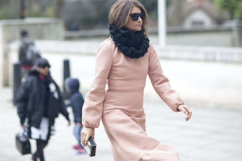 Natalie Massenet_london fashion week fall 2015