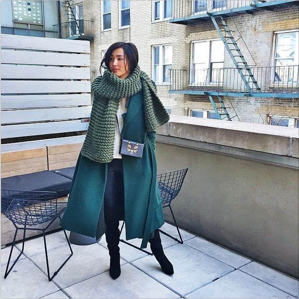 nicole warne New York Fashion Week NYFW