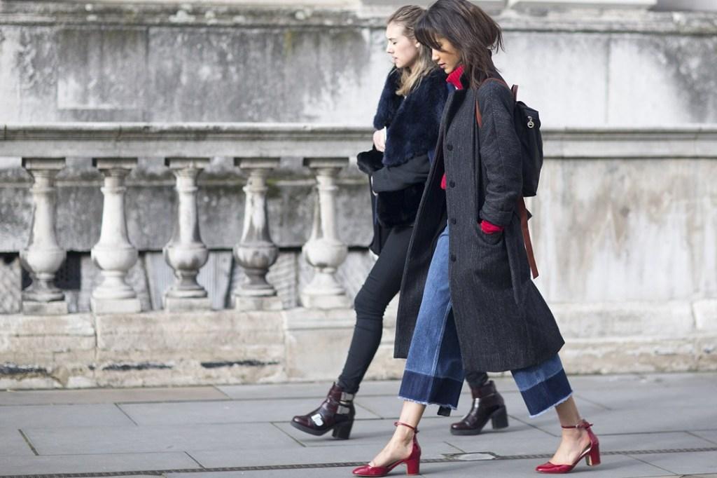 Red Pop_london fashion week fall 2015