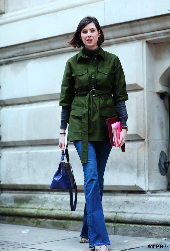 Sophie-Warburton london fashion week fall 2015