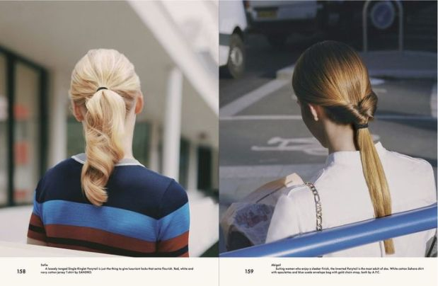 Pony Up' by Lena C Emery for The Gentlewoman No.11 SS 2015