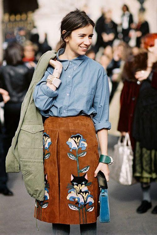 vanessajackman street style  suede Trend alert fashion suede 15 heelsandpeplum