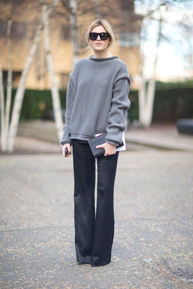 Camille over the Rainbow streetstyle flare jeans 2 heelsandpeplum