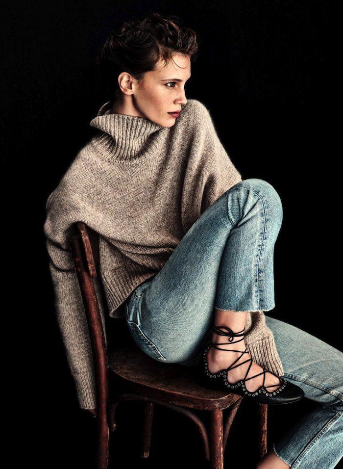Isabel-Marant-lace-up-ballet-flats