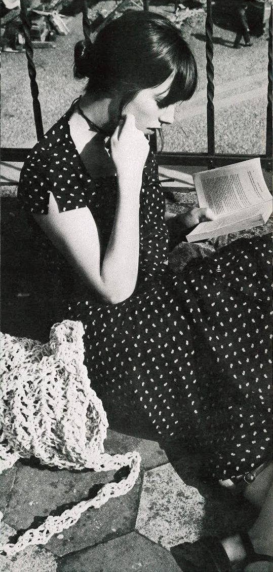 Jane Birkin by Alex Chatelain for Vogue Paris June:July 1970