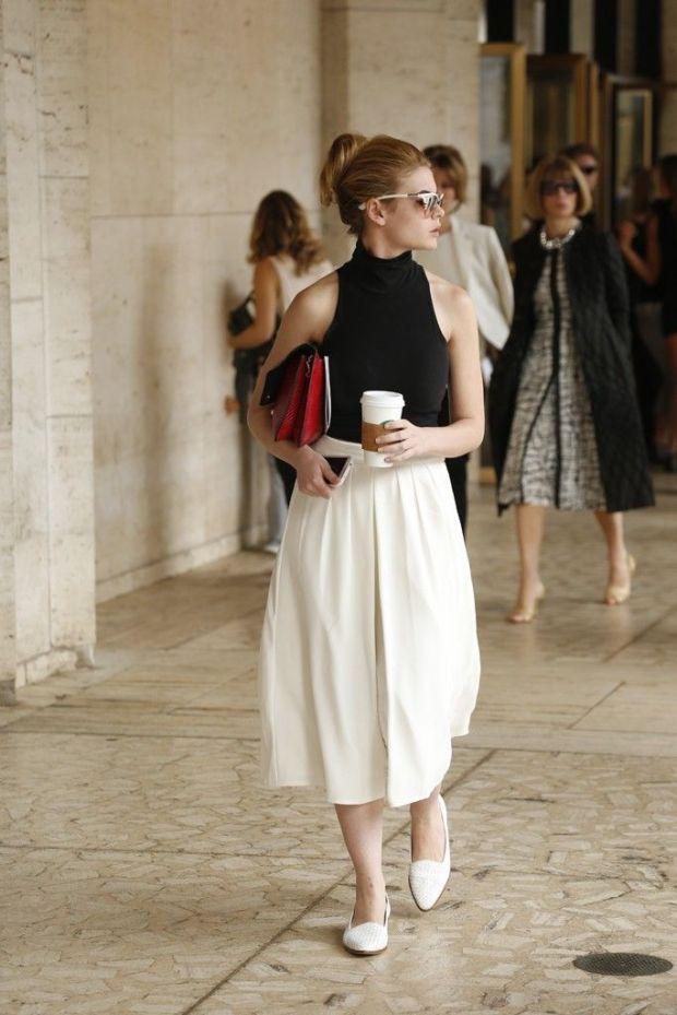 street style elegance  culottes sophistication heelsandpeplum blog