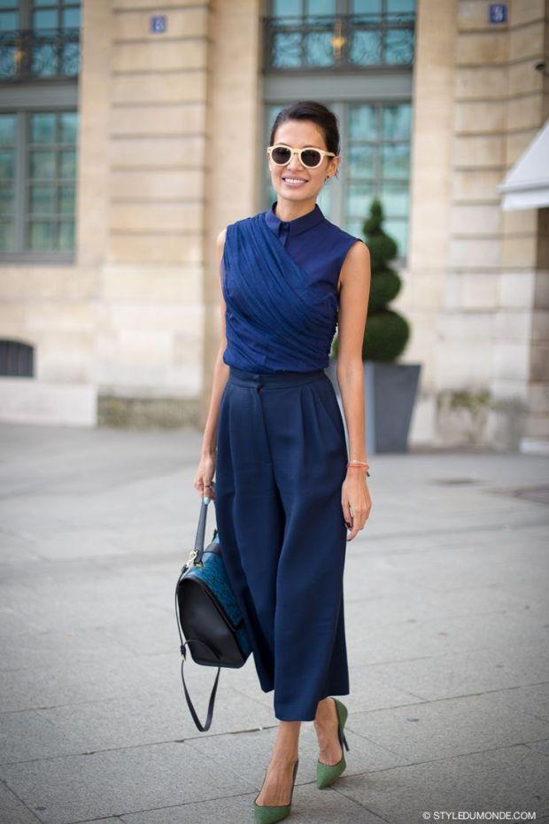 street style elegance sophistication culottes heelsandpeplum blog