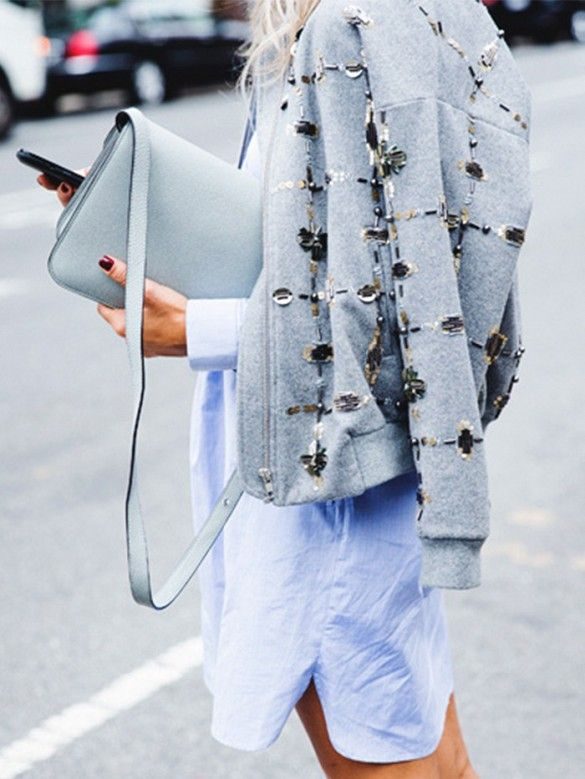 streetstyle blue shirt heelsandpeplum ways to wear_2