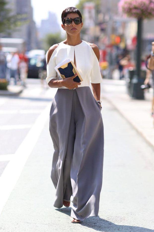 streetstyle palazzo pants elegance sophistication heelsandpeplum blog