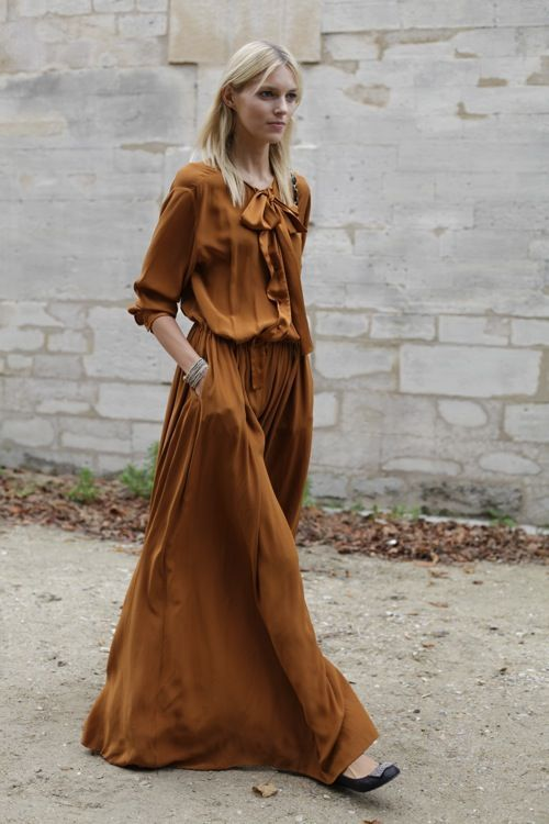 heelsandpeplum bohemian dress streetstyle fashion 10