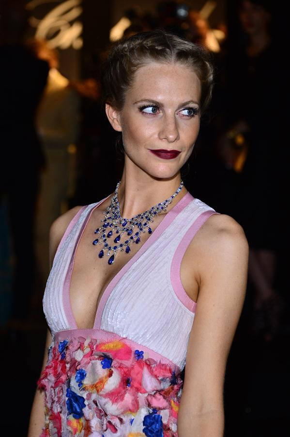 68th annual Cannes Film Festival 2015 - Chopard Party - Outside Arrivals Featuring: Poppy Delevingne Where: Cannes, France When: 18 May 2015 Credit: Radoslaw Nawrocki/WENN.com